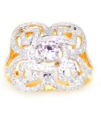 แหวนทองคำแท้ 90 ประดับเพชรแท้เบลเยียม 0.61 กะรัตสินค้ามีใบรับประกันจากทางร้านทุกชิ้น
