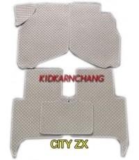 ยางปูพื้นลายกระดุม CITY ZX