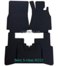 ยางกระดุม Benz S-class w222