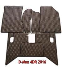 ยางลายกระดุม Isuzu D-Max 4ประตู ปี2012-2016