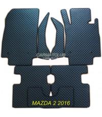 ยางลายกระดุม Mazda2 ปี2016
