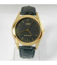 NEW นาฬิกาจีน CASIO MTP-1093 ใช้ถ่านหน้าปัดดำเดินดีน่าใช้