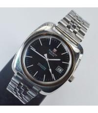 1970 นาฬิกาสวิส TISSOT SEASTAR AUTOMATIC ออโต้ไขลานหน้าปัดเขียวเข้มเดินดีน่าใช้