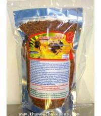 เกสรผึ้งแดง ขนาดบรรจุ 500 กรัม  ไม่รวมค่าขนส่งค่ะ