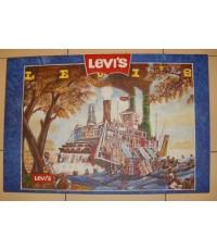 ภาพวาดสี น้ำมัน Levi\'s