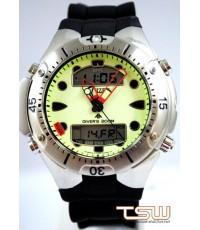 Citizen Aqualand Diver Depth Meter Promaster Sea JP1060, JP1060-01W