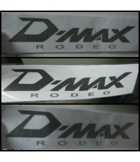 สติ๊กเกอร์แต่งรถ (STICKER) ISUZU - DMAX RODEO