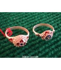 แหวนหัวกระดุม