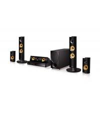 DVD HOME THEATER DH6340P 1000W 5.1 CHANNEL IMMERSIVE SOUND  DH6340P ราคาพิเศษ 6,490