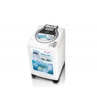 เครื่องซักผ้าชาร์ป Air Bubble Wash 13 กก. ES-D139T-H ราคา 13,990 บาท