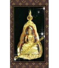 กรอบพระ พระเจ้าทันใจองค์ทองคำ