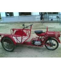 ซาเล้ง 110 cc ล้อแม็กเกียร์ถอย