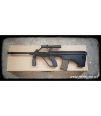 ปืนอัดลมไฟฟ้า  รุ่น AU2G  จาก Army  สีดำ  ชุดนี้ไม่มีแบตมานะครับ