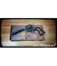 ปืนลูกโม่คาวบอย Colt SAA  สีดำ ระบบ Co2