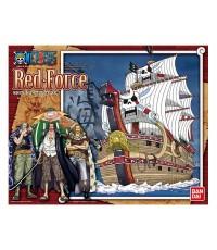 เรือ Sailing Boat Red Force  จากการ์ตูน One Piece  ของแท้ BANDAI ลำใหญ่