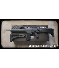 ปืนอัดลมไฟฟ้า G36K EBB ไฟฟ้าโบลว์แบล็ค S and T (แถมพานท้าย)