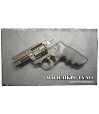 ปืนอัดลม แบบลูกโม่  Gun Heaven 2.5 นิ้ว รุ่น 715  สีดำรุ้ง DanWatsan