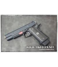 ปืนสั้นโบลว์แบล็ค ระบบแก๊ส Hicapa 5.1 Sai