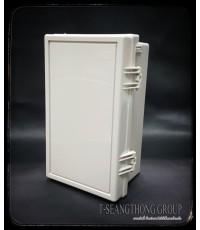 ตู้พลาสติกกันฝุ่นแบบไม่มีหลังคา  RITTO รุ่น EU1  ขนาด 180x300x130 มิล.