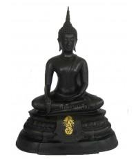 พระบูชา กฐินต้น ภปร วัดเทวสังฆาราม วัดเหนือย้อนยุค ปี 2506 ขนาดหน้าตัก 9 นิ้วน่าบูชา