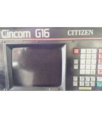 CINCOM BRAND CNC LATHE MACHINE MODEL. G16