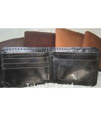 กระเป๋าเงินชาย US สีดำ