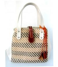 กระเป๋าหนังแท้ แบรนด์ไทย idini leather WBN99U