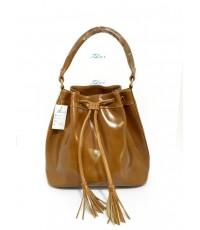 กระเป๋าหนังแท้  Tlux item NT001D  สีเบส