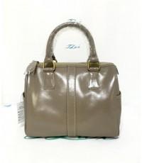 กระเป๋าหนังแท้ tlux Item  BW001K  สีเทา