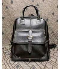 กระเป๋าหนังแท้ tlux  Item  CP002C  สีช๊อค