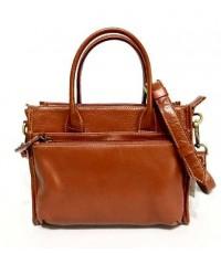 กระเป๋า หนังแท้  Tlux item PW004B   สีแทน