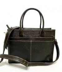 กระเป๋า หนังแท้  Tlux item PW002C  สีช๊อค