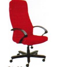 เก้าอี้สำนักงานพนักพิงสูง รุ่น CA22A ผ้าฝ้าย