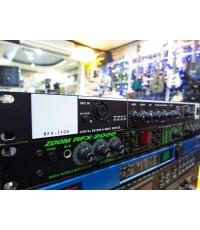 ZOOM RFX-1100 Digital Effects เอฟเฟคไมค์ร้อง/กีต้าร์/และอุปกรณ์ดนตรีต่างๆ
