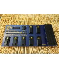 BOSS GT-3 ผสมเสียงได้ละเอียด เสียงClean,Acousticถือว่าเยี่ยมมาก,Distortion เน้นแตกแรง 24บิต