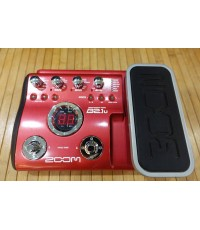 ZOOM B2.1u BASS  มัลติเอฟเฟคเบส ตัวเล็กแต่เสียงดีเกินคาด(24บิต) 47เสียงผสมใช้งานเซฟได้40โปรแกรม