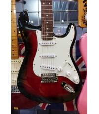 SELDER Stratocaster 2 Tone Sunburst