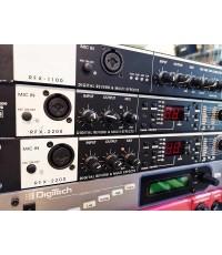 ZOOM RFX-2200 GuitarVocal Effect Processor เอฟเฟคร้อง/กีต้าร์ 24bit,44.1kHz 121program