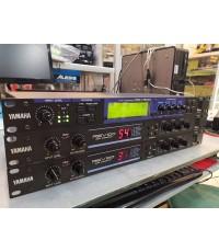 ของแท้!!จากญี่ปุ่น!! YAMAHA REV100 รีเวิร์บเอฟเฟคร้อง/เสียงดี+ประหยัด+ใช้งานง่าย+ทนทาน AC/คู่มือไทย