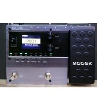 ของใหม่ MOOER GE150 เอฟเฟคกีต้าร์ 151เอฟเฟค 200โปรแกรม ลูปได้80วิ 40ชุดกลอง USB/OTGได้หมด