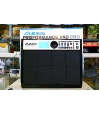 Alesis Performance PAD PRO กลองไฟฟ้ารุ่นท๊อปซาวด์กลองโปรสุด 500เสียง ซาวด์24บิต ใหม่เอี่ยม กล่องครบ