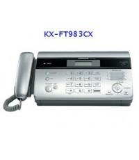 เครื่องแฟ็กซ์กระดาษความร้อน Panasonic ระบบเลเซอร์ KX-FT983CX