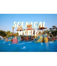 บัตรเข้าสวนน้ำซินิคอลเวิล์ด  (Scenical World)