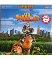VCD ภาพยนตร์การ์ตูนเรื่อง THE WILD แก๊งเขาดินซิ่งป่วนป่า (พากย์ไทย)