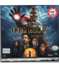 VCD UNITED250 ภาพยนตร์ฝรั่งเรื่อง ไอรอนแมน 2 IRON 2 (พากย์ไทย)
