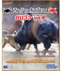 VCD AmiGO55 ศึกจ้าวสังเวียน ชนวัว ชุด 4