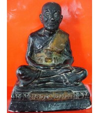พระบูชา หลวงปู่ทวด วัดช้างไห้ ออกที่ วัดโพธิ์ กรุงเทพ ปี 2506