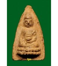 พระพุทโธน้อย องค์ที่ 278 พิมพ์เล็ก หน้าตุ๊กตา   เนื้อดินเผา  สวยมาก