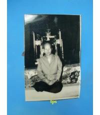 รูปคุณแม่บุญเรือน ขนาดห้อยคอ ด้านหลังติดของอธิษฐาน (1)