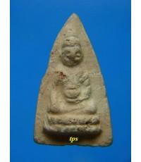 พระพุทโธน้อย2494 องค์ที่363 พิมพ์เล็ก เนื้อดินเผา